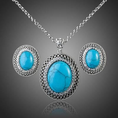 Souprava náhrdelníku a náušnic Elizabeth