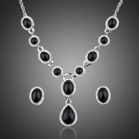 Souprava náhrdelníku a náušnic Orella