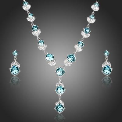 Souprava náhrdelníku a náušnic Swarovski Elements Fifine