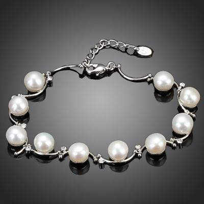 Náramek s perlou Mavise