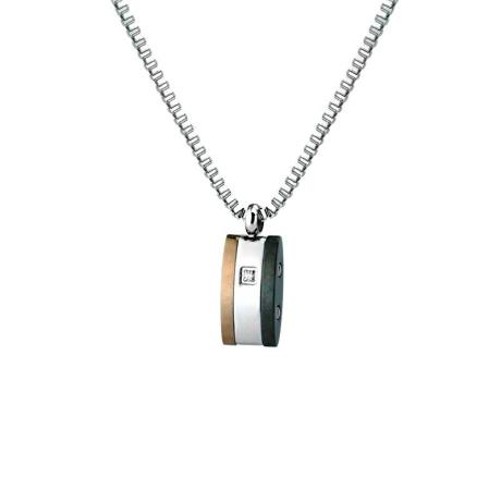 Pánský náhrdelník Franc chirurgická ocel