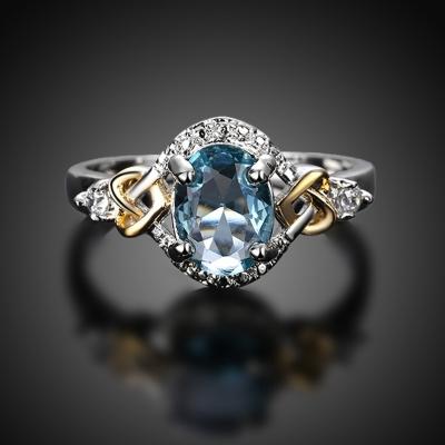 Prsten Swarovski Elements Santini - Luxus a Elegance - srdíčko
