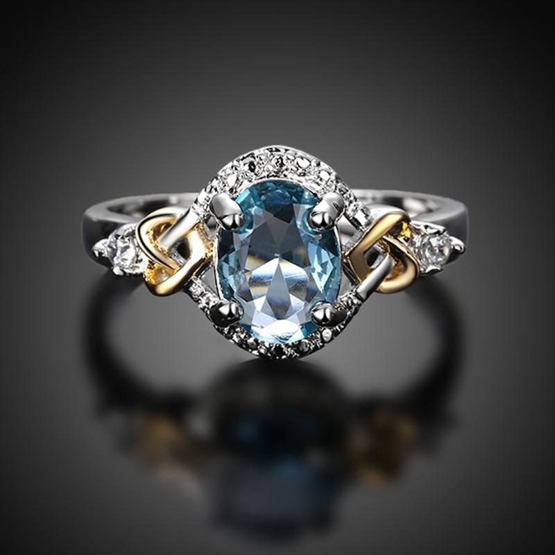 Prsten Swarovski Elements Santini - Luxus a Elegance