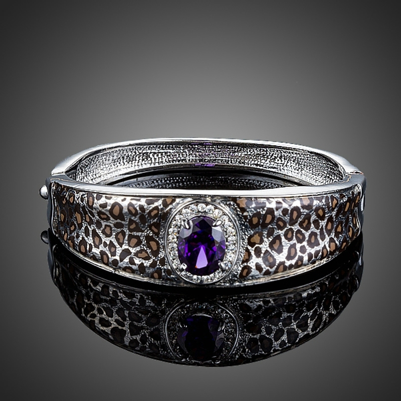 Bangles náramek Swarovski Elements Buffone