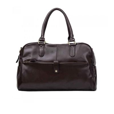 Pánská kožená taška přes rameno
