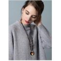 Náhrdelník Sweater Chain Amalia se Swarovski Elements