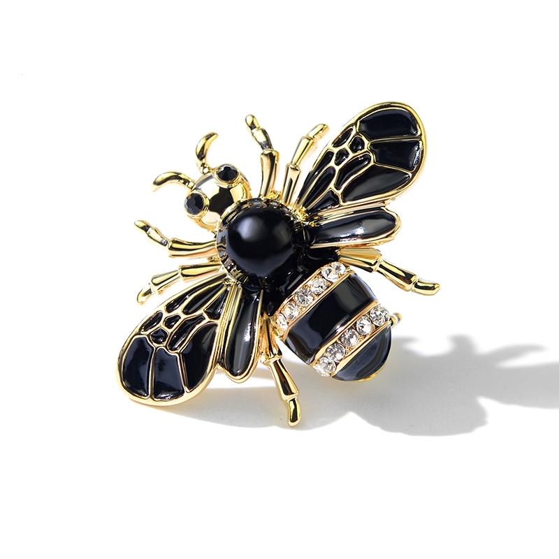 Brož Swarovski Elements Marianela - včela