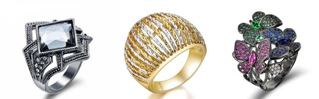 prsteny éternelle